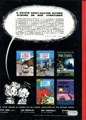 Verso de Spirou et Fantasio -7d74- Le dictateur et le champignon