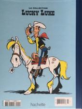 Verso de Lucky Luke - La collection (Hachette 2018) -141- La mine d'or de Dick Digger