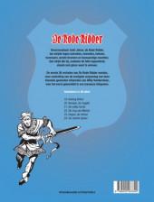 Verso de Rode Ridder Integraal (De) -4- De eerste avonturen 1963-1965