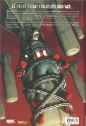 Verso de Captain America (Marvel Deluxe - 2019) -1- Rêveurs américains