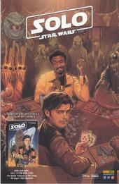 Verso de Star Wars (Panini Comics - 2019) -5- Terreur Technologique