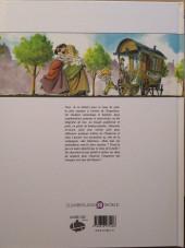 Verso de La fille de l'Exposition universelle -2'- Paris 1867