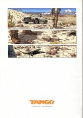 Verso de Tango (Xavier/Matz) -1DP- Un océan de pierre