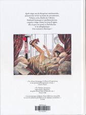 Verso de Voltaire amoureux -2- Voltaire très amoureux