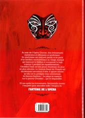 Verso de Rouletabille (Une aventure de) -3- Le fantôme de l'opéra