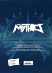 Verso de Les mythics -1FL- Yuko
