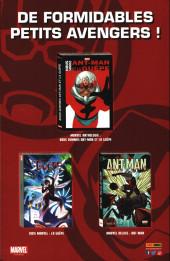 Verso de Ant-Man -HS2- Ant-man et la guêpe