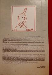 Verso de Tintin - Pastiches, parodies & pirates -e2018- La vie sexuelle de Tintin