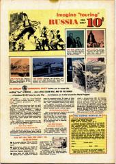 Verso de Four Color Comics (Dell - 1942) -1099- Donald Duck Album