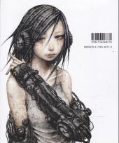 Verso de (AUT) Shichigoro-Shingo - Art book