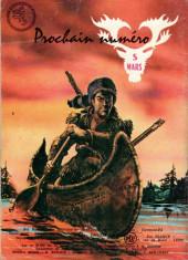 Verso de Caribou -104- Les voleurs de chevaux