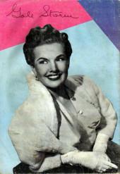 Verso de Four Color Comics (Dell - 1942) -1105- Oh! Susanna