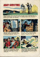 Verso de Four Color Comics (Dell - 1942) -1116- Boots and Saddles The Story of the Fifth Cavalry