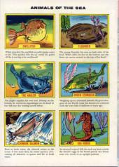 Verso de Four Color Comics (Dell - 1942) -1119- Smokey the Bear Nature Stories