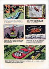 Verso de Four Color Comics (Dell - 1942) -1124- Whirlybirds