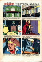 Verso de Four Color Comics (Dell - 1942) -1126- Hotel de Paree Sundance
