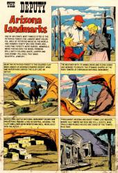 Verso de Four Color Comics (Dell - 1942) -1130- The Deputy