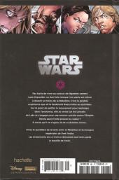 Verso de Star Wars - Légendes - La Collection (Hachette) -9652- Rébellion - VI. Petites Victoires