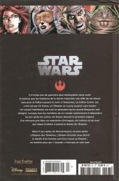 Verso de Star Wars - Légendes - La Collection (Hachette) -9777- L'Empire Écarlate - II. Héritage