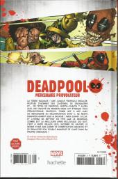 Verso de Deadpool - La collection qui tue (Hachette) -932- Mercenaire provocateur