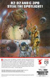 Verso de Star Wars Legends Epic Collection: The Empire (2015) -5- The Empire