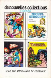 Verso de Superman (Poche) (Sagédition) -31- Superman contre Mr Miracle