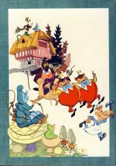 Verso de Dell Junior Treasury (1955 - 1957) -1- Walt Disney's Alice in Wonderland