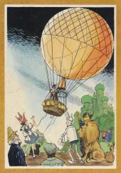 Verso de Dell Junior Treasury (1955 - 1957) -5- The Wizard of Oz