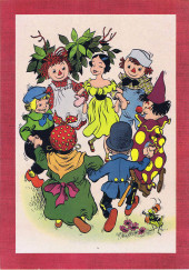 Verso de Dell Junior Treasury (1955 - 1957) -8- Raggedy Ann and The Camel with the Wrinkled Knees