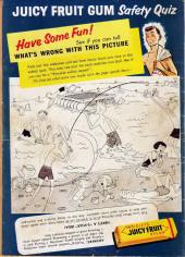 Verso de Dell Junior Treasury (1955 - 1957) -10- The Adventures of Tom Sawyer