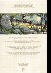 Verso de Le dixième peuple -INT1- Aha et Dahouty