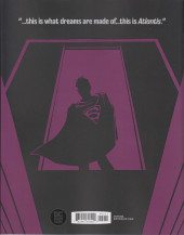 Verso de Superman Year One -2- Book Two