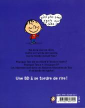 Verso de Toto -5- Zéro + zéro