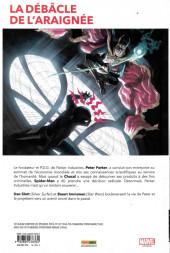 Verso de Amazing Spider-Man (Marvel Legacy) -1- La chute de Parker