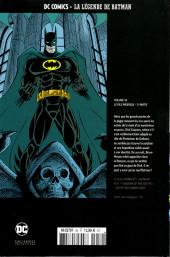 Verso de DC Comics - La légende de Batman -5230- Le fils prodigue - 3e partie