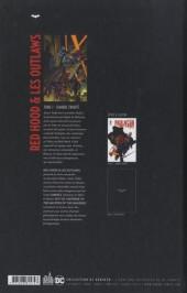 Verso de Red Hood & les Outlaws -1- Sombre trinité