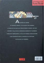 Verso de Chroniques de la Lune Noire -1a1994- Le Signe des Ténèbres