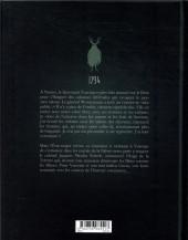 Verso de Cœur de ténèbres (Pécau/Bachelier) - Cœur de ténèbres