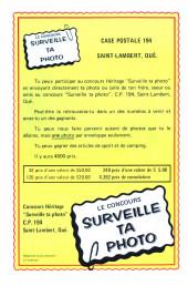 Verso de Archie (1ère série) (Éditions Héritage) -53- Radeau de malheur