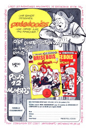 Verso de Archie (1ère série) (Éditions Héritage) -66- Les décorateurs inférieurs