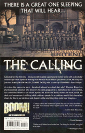 Verso de Calling (The): Cthulhu Chronicles - The Calling: Cthulhu Chronicles