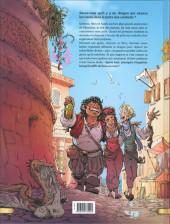 Verso de Dragon & Poisons -1- Greyson, Névo et Natch