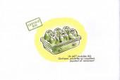 Verso de Mini-récits et stripbooks Spirou -MR4235- Poulettes