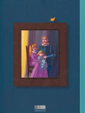 Verso de Le royaume (Feroumont) -7- Le Royaume de Blanche-Fleur