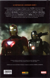 Verso de Marvel Cinematic Universe  -3- Iron Man 3 - Prélude