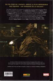 Verso de Marvel Cinematic Universe  -4- Les Gardiens de la galaxie - Prélude