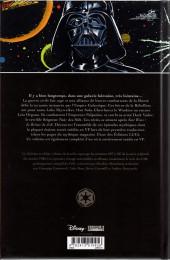 Verso de Star Wars - Classic -10- Tome 10