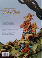 Verso de Trolls de Troy -2b2007- Le Scalp du vénérable