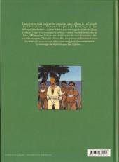 Verso de Capitaine Sabre -INT2- Livre 2