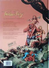 Verso de Trolls de Troy -9a2011- Les prisonniers du Darshan (I)